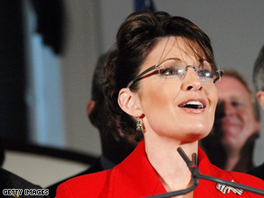 Palin had tough words for Fey and Couric.
