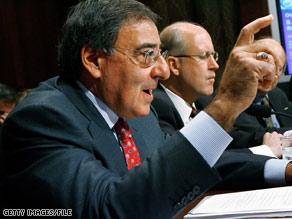 Obama is expected to nominate Panetta as CIA director Friday.