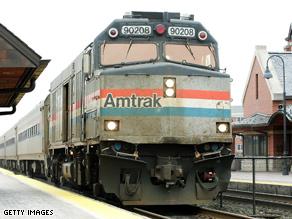 Obama will ride a train to Washington on Inauguration Day.