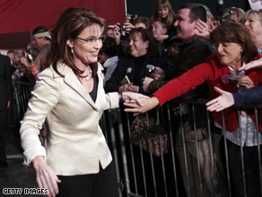 Palin lashed out at the media in a Friday statement.