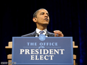 Crowley: Obama faces daunting challenges on two fronts.