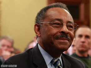 Senate-appointee Roland Burris' fate could be decided on Monday.