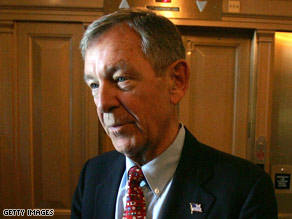 Sources say Sen. George Voinovich, a Republican from Ohio, will retire from the Senate.