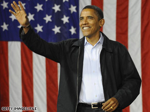 President-elect Obama is set to return to Ohio where he held a campaign rally just days before the election in November.