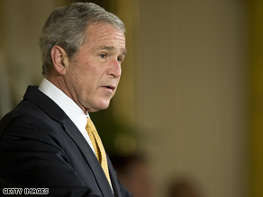 Bush's approval ratings are going up slightly as he leaves office.