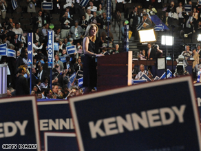 Kennedy's popularity is fading, according to a new poll.