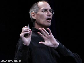 Health problems forced Steve Jobs from center stage.