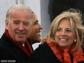 Jill Biden will continue to teach at a DC-area community college.