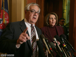 Rep. Barney Frank is chairman of the House Financial Services committee.