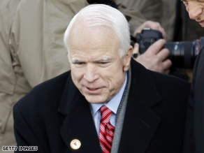 McCain laughed off his daughter&#039;s complaints about her love life.