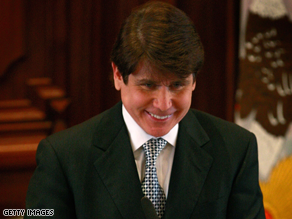 Blagojevich could get his own radio show.