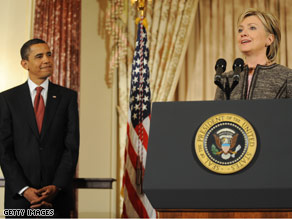 Secretary Clinton's new climate change envoy will add urgency to the president's energy agenda.