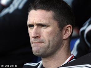 Is Robbie Keane ready to leave Liverpool?