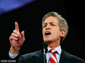 Former U.S. Sen. Norm Coleman made a surprise appearance in court Monday as his lawyers began arguing that he should get his old job back.
