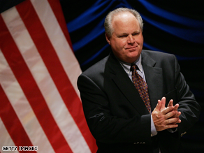Democrats are launching a petition against Limbaugh over his recent comments.