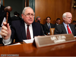 Sen. Carl Levin is set to issue a scathing assessment Wednesday of Blackwater's actions in Afghanistan.