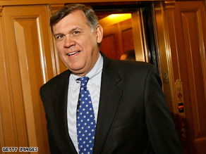 Sen. Mel Martinez put together an alternative stimulus measure.