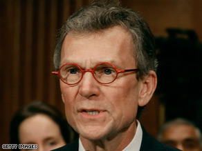 Former Senate colleagues of Tom Daschle said Tuesday they were shocked by his sudden decision to withdraw from consideration as President Obamas Secretary of Health and Human Services.