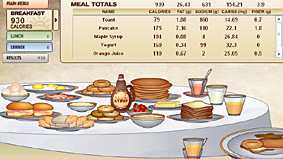 Create-a-plate: Build your meal