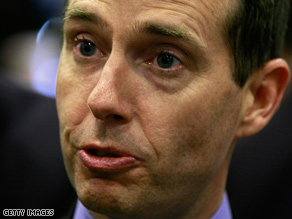David Plouffe managed Barack Obama&#039;s presidential campaign.