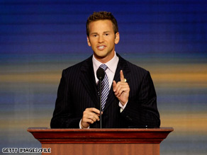 Republican Rep. Aaron Schock won a Huffington Post readers' poll to determine the hottest freshman Congress.