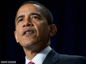 A new CNN poll indicates lower expectations for President Obama's inaugural address.