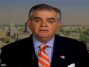 Transportation Secretary Ray LaHood spoke with CNN's John King about using infrastructure projects to create new jobs.
