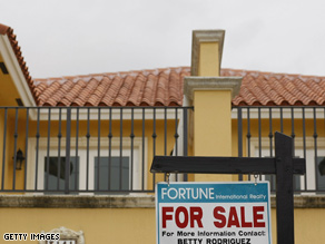 Florida's troubled real estate market has been one symptom of the state's economic woes.