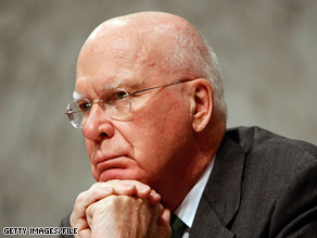 Sen. Patrick Leahy's comments are likely to re-ignite a simmering debate about how actively to focus on past political and legal policy disputes.