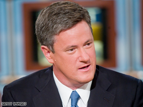 Joe Scarborough is considering a run for Senate.