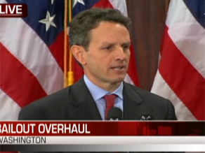 Treasury Secretary Geithner announced the Obama administration's new financial stability plan Tuesday.