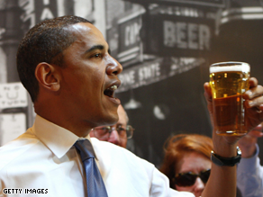 Will Obama get a beer with Sean Hannity.