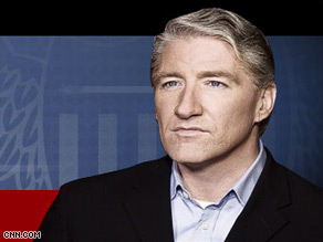 State of the Union with John King is the new networks Sunday block of programming that blends newsmaker interviews, political analysis, national and world affairs, cultural segments, media analysis and commentary.