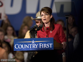 Palin highlighted Obama's connection to Bill Ayers during the presidential campaign.