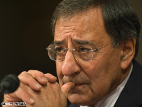 Panetta has been confirmed.