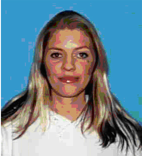 A photograph of Nicole Peck from the City of Atascadero press release.