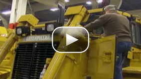 CNN's John King visits Peoria, Illinois where many people were laid-off from Caterpillar.