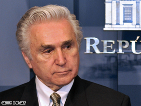 Rep. Maurice Hinchey is targeting right-wing radio.
