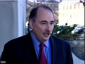 David Axelrod said Sunday that the White House is using a thoughtful procedure to fill outstanding Cabinet posts.