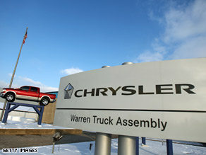 More money for GM and Chrysler?