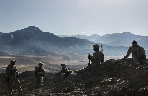 More troops to Afghanistan?