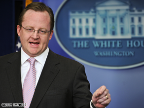 Robert Gibbs said he talked to President Obama Friday morning about the death of Michael Jackson.