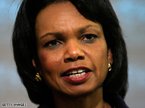 Former Secretary of State Condoleeza Rice signed a deal to write two memoirs over the next few years, one on her time in the White House and another about her family.