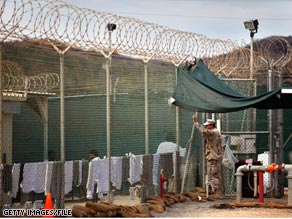 The Senate passed a bill today that would prevent detainees being held at the Guantanamo Bay military prison from being transferred into the United States.