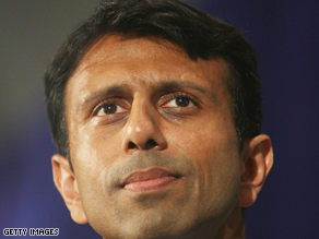 Jindal will give the official GOP response to Obama.