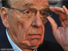 Rupert Murdoch personally apologized Tuesday for a cartoon which some critics characterized as a racist reference to President Obama.
