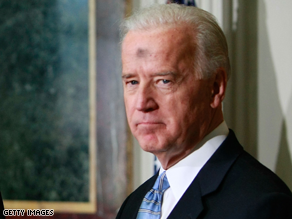 Vice President Joe Biden convened the first of what is expected to be a series of weekly stimulus plan implementation meetings.