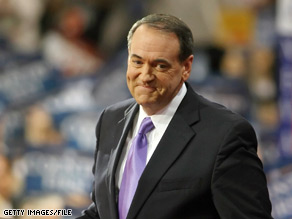 Huckabee told voters in Appalachia that northern Virginians have it easier.