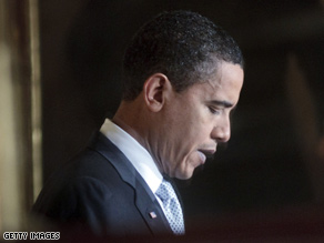 Should Pres. Obama be more positive about the economy?