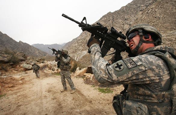 General pede reavaliação da estratégia dos EUA no Afeganistão